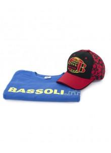 T-shirt e Cappellino Bassoli